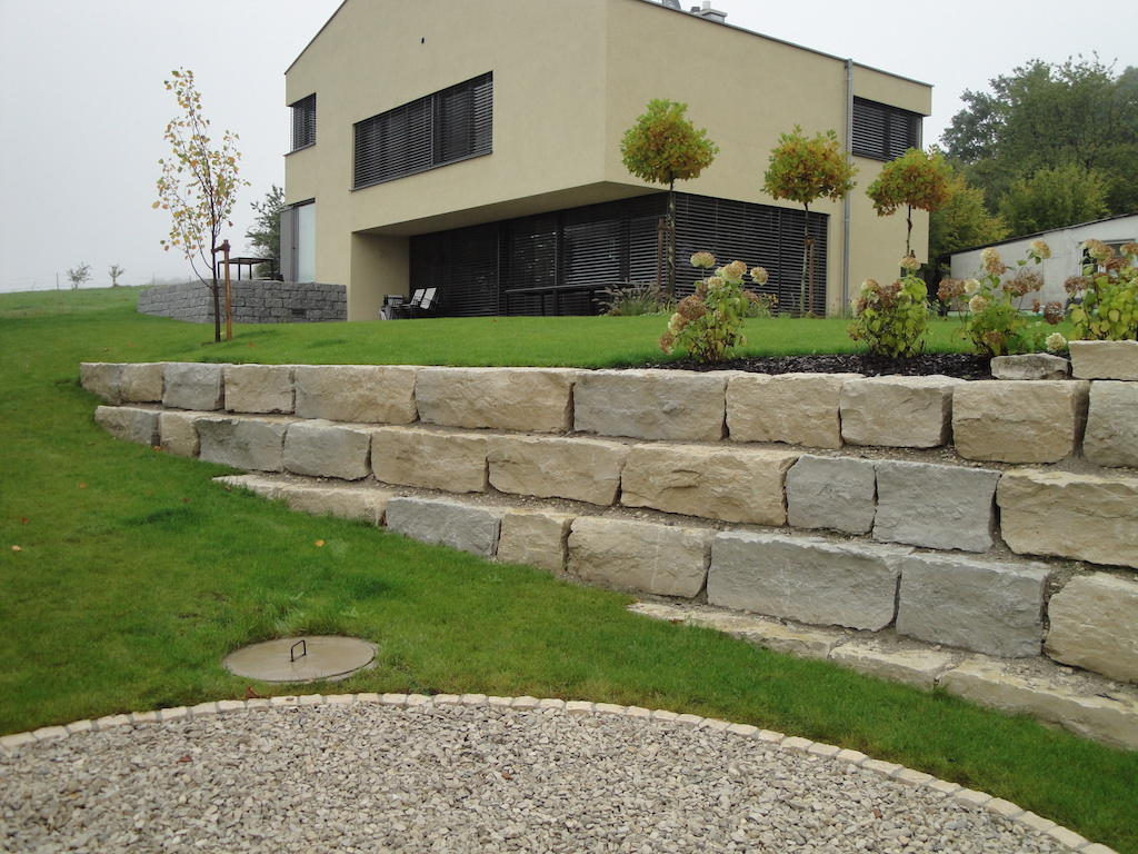 Gartenmauern - Andreas Meier Garten- & Landschaftsbau